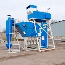 Сепаратор СПО для предварительной очистки зерна, в Краснодаре