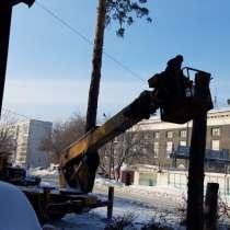 Спил деревьев'вывоз, в Новосибирске