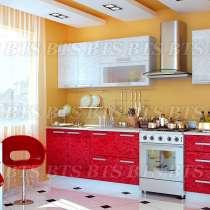 Кухня красно белая 2,10, в Москве