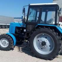 Трактор МТЗ Беларус 82.1 восстановленный - 890, в г.Заславль