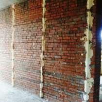 Штукатурка стен. Ремонт квартир под ключ и частично, в Владимире