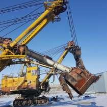 Два экскаватора ЭКГ-10, в г.Красноярск