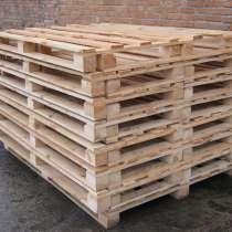 Продажа деревянных поддонов и доставка, в Пензе