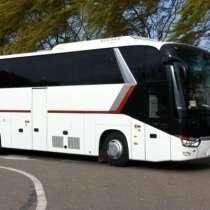 Туристический автобус King Long XMQ6129Y, в Челябинске