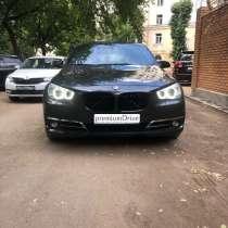 Аренда Авто BMW 5er GT без водителя (можно выкуп), в Москве