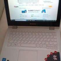 Lenovo Yoga 300-11IBR ноутбук планшет трансформер белый, в Москве