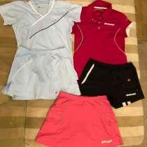 Теннисная форма для девушки Babolat, в Москве