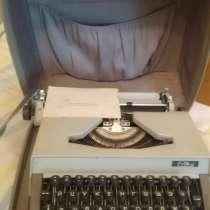 Печатная машинка, в Королёве