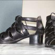 Продам черные ажурные туфли из натуральной кожи Рейкер, в Екатеринбурге