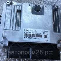 Блок управления двигателем 0281013328 (EDC16C39-6.H1), в Благовещенске
