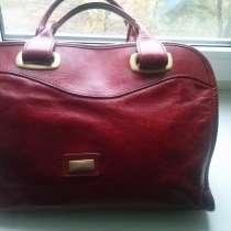Продам кожаную сумку COCCINELLE, в г.Северодонецк