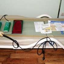 Продам массажную, лечебную кровать CERAGEM - 50000руб, в Новороссийске