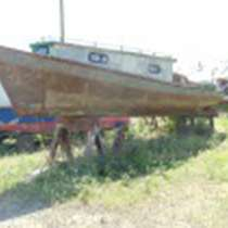 Моторная лодка и/п из нержавейки под ремонт, в Ростове-на-Дону
