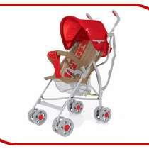 Коляска Baby Care Hola Red, в Москве