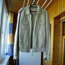 Кожаная куртка Мустанг Германия, в г.Самара