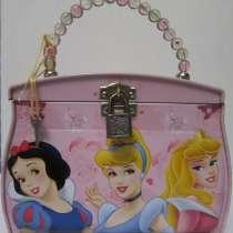 Жестяная детская сумочка на тему Disney, в Калининграде