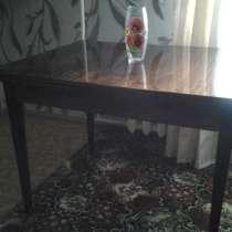 Стол полированный, раздвижной, в Нововоронеже