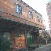 Сдам крупногабаритный гараж, в г.Томск