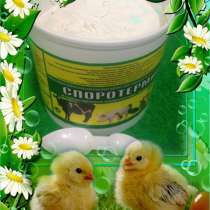 Пробиотик для роста и сохранности цыплят, в г.Аксай