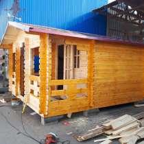 Строительство домов, бань, беседок, в Клине