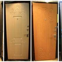 Стальные входные двери производства г. Йошкар-Ола, в Самаре