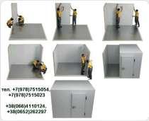 Установка холодильных, морозильных камер в Крыму.Сервис 24 ч, в г.Симферополь