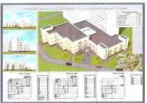 Участок под строительство комплексного офисного центра, в Казани