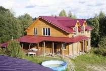 двухэтажный коттедж с баней в поселке Юкки, в г.Всеволожск