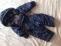 Комбинезон детский с шерстяной подстежкой, зима/ демисезон, в Красноярске