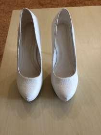 Продам свадебные туфли, в Уфе