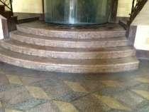 Ступени цветные бетонные, в г.Самара