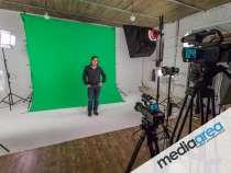 Аренда выездной студии хромакея с видеооператором, в Москве
