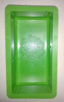 Форма для тротуарной плитки Доставка Пластикэксперт ООО Кирпич Роза 20х10х6, в Астрахани