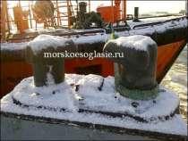 Швартовная тумба ТСД, в Новороссийске