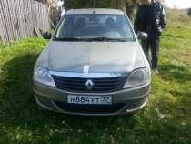 автомобиль Renault Logan, в Иванове