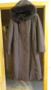 Пальто утеплённое, ткань не промокаемая, в Санкт-Петербурге