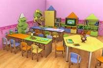Мебель для дошкольных и учебных заведений, в Кемерове