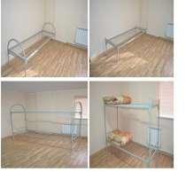 Продаём металлические кровати эконом-класса, в Санкт-Петербурге