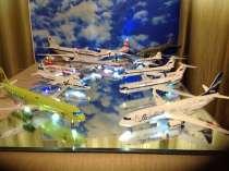 Модели самолётов., в Иркутске