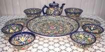 Узбекский национальный набор посуды-0389, в Санкт-Петербурге