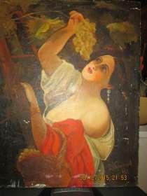 Продажа картины ученика Карла Брюлова, в Москве
