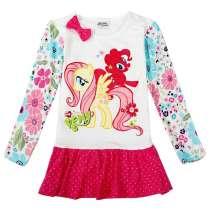 Детское платье Мой маленький пони (My Little Pony) новое, в Перми