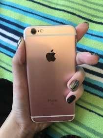 IPhone 6s 16 гб, розовое золото. 29 тыс руб, в Москве