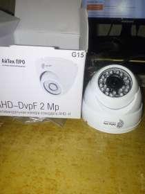 Антивандальная камера стандарта AHD-H AHD-DvpF 2Mп, в Уфе