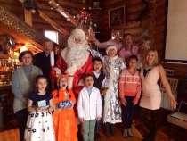 Дед Мороз в каждый дом, в Звенигороде