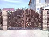 Навесы, перила, ворота, решетки по КМВ, в г.Ессентуки