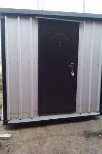 Дверь металлическая, в г.Гожа