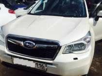 автомобиль Subaru Forester, в Казани