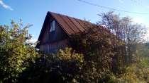 Продам участок с дачей в 5 км от г Выборга, в г.Выборг