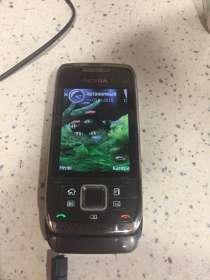 Телефон нокиа Е66. Б/У. Работает. Кнопки не стёрты. Зарядку, в Москве